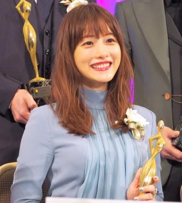 『アンナチュラル』で「東京ドラマアウォード2018」で主演女優賞を受賞した石原さとみ (C)ORICON NewS inc.