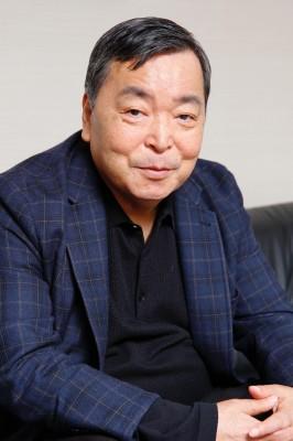 ライジングプロ・ホールディングス 代表取締役 平哲夫氏(たいら てつお)(写真/西岡義弘)