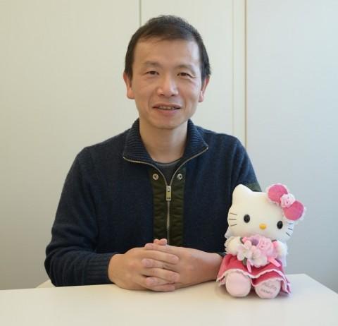 サンリオのCMOとしてマーケティング本部を統括する木村真琴氏