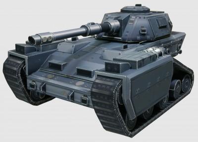 Chernovan Tank
