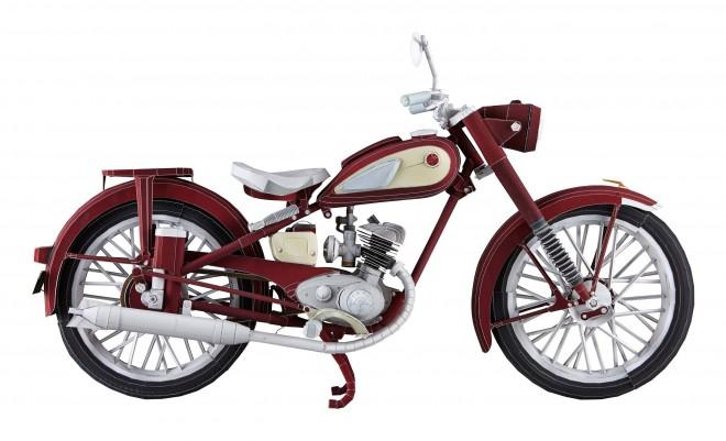 ヤマハの原点といえるバイク『YA-1』