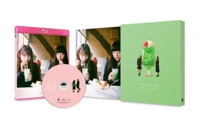 『少女邂逅』Blu-ray【監督・枝優花 完全監修パッケージ仕様】展開図