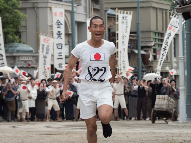 『いだてん』(C)NHK