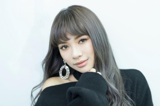 14歳で『egg』モデルになった藤田杏奈、現在は『JELLY』モデルとして活躍中 撮影:嘉陽宗也