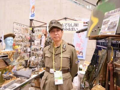 「リエナクターズギア」の代表・小原達也氏