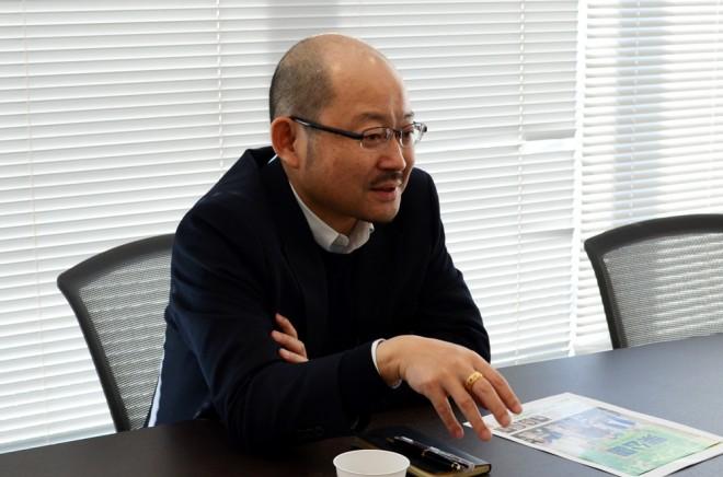 AMGエンタテインメント・アミューズメントメディア総合学院・学院長 産学共同事業統括 永森裕二氏
