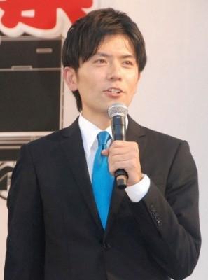 日本テレビ・青木源太アナ