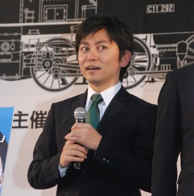 日本テレビ・森圭介アナ(C)ORICON NewS inc.