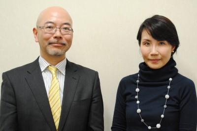 毎日映画社 取締役 報道・制作本部長の木村将彦氏と毎日放送 制作局 チーフ・プロデューサーの堀素子氏