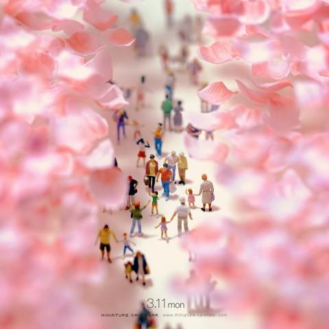 『Spring is Coming.』春は必ずやってくる 2019.3.11 (C)Tatsuya Tanaka