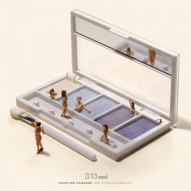『Public Bath』小さな大浴場 2019.3.13 (C)Tatsuya Tanaka