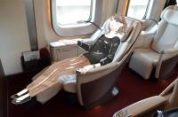 """""""新幹線のファーストクラス""""  移動時間も特別な思い出になる「グランクラス」乗車レポート"""
