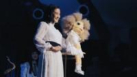 蒼井優が人生初のパペットに挑戦!? 誕生日女子会にサプライズ登場で、輝く美肌を応援