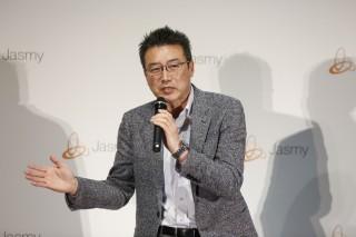 佐藤一雅氏(ジャスミー株式会社 代表取締役社長)