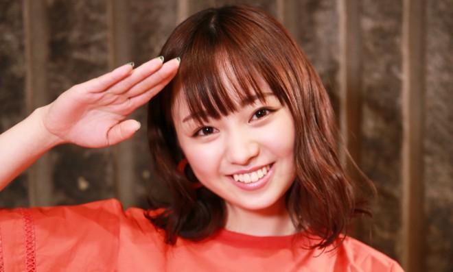 『17 Live(イチナナライブ)』に挑戦する元欅坂46の今泉佑唯