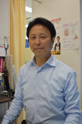 著者の順天堂大学医学部附属 順天堂医院 総合診療科・病院管理学 教授 小林弘幸氏