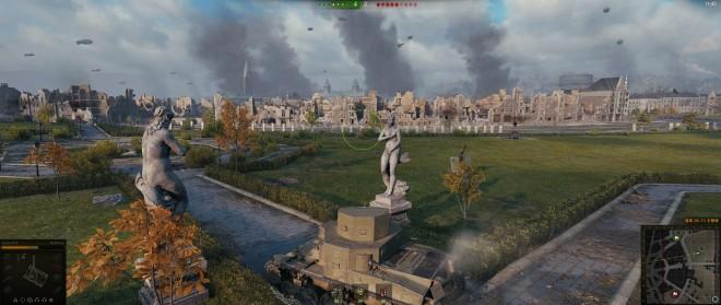 超が付くほどリアルな戦場はもちろん、簡単操作で臨場感溢れる攻防を楽しめる。