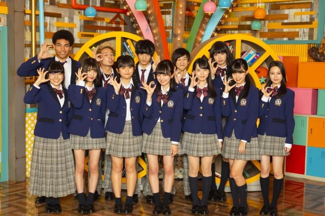 『青春高校3年C組』毎週月曜〜金曜17時30分より生放送(C)テレビ東京