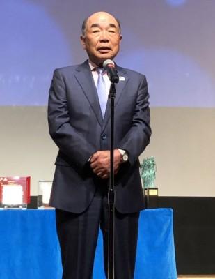『2019年 JASRAC賞』贈呈式の模様、JASRAC会長のいではく氏