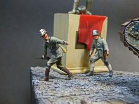 作品名:ドイツ内乱期1919年/製作:大塩恒平