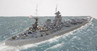 作品:イギリス海軍戦艦ネルソン