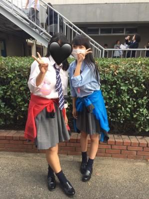 学生時代は常にマスクを付けて生活していた