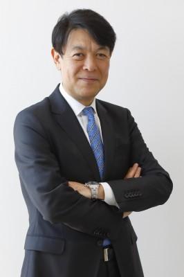 円谷プロダクション代表取締役会長 兼 CEOの塚越隆行氏(写真/西岡義弘)