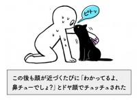 """自意識過剰なネコにキュン、""""あるある絵日記""""に共感の声「うちの子もやる」"""