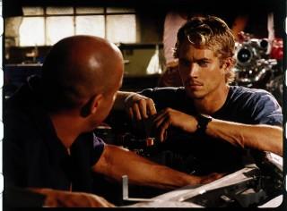伝説はここから始まった。2001年に公開したシリーズ1作目『ワイルド・スピード』(C)Universal Pictures