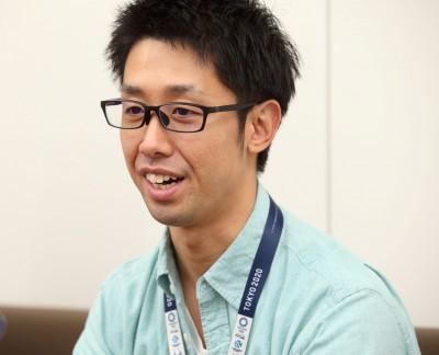 WEB展開について語る『イーデザイン損保』マーケティング部の原田憲治さん