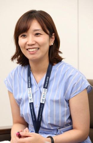 新CMの制作秘話を語る『イーデザイン損保』マーケティング部の安藤愛美さん