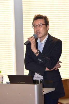 ジャスミー株式会社 代表取締役社長・佐藤一雅氏