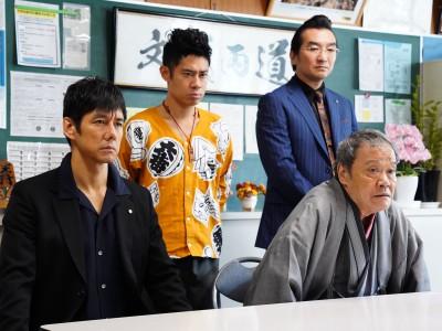 (C)今野 敏 / (C)2019 映画「任?学園」製作委員会