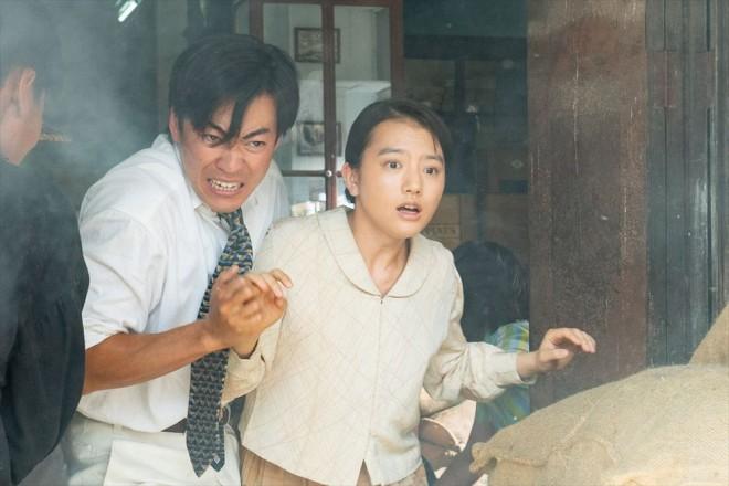 特集ドラマ『マンゴーの樹の下で』(C)NHK