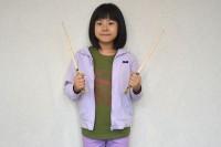 9歳の天才ドラマー・よよかの素顔 奥田民生やロバート・プラントなど国内外の音楽家が注目