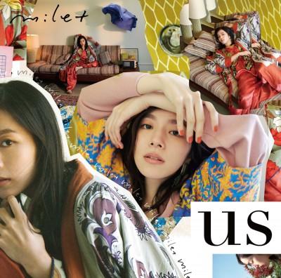 miletの3rdEP『us』
