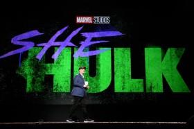 『She-Hulk(シー・ハルク)』(C)2019 Getty Images