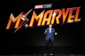 『Ms. Marvel(ミズ・マーベル)』(C)2019 Getty Images