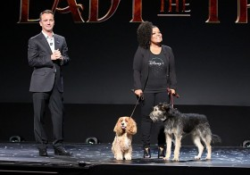 『Lady and the Tramp』(11月12日配信予定)(C)2019 Getty Images