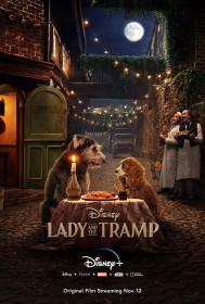 『Lady and the Tramp』(11月12日配信予定)(C) 2019 Disney Enterprises, Inc. All Rights Reserved.