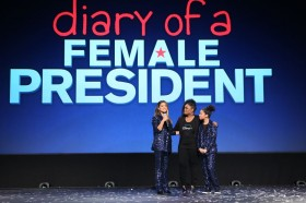 """『""""Diary of a Female President』(1月配信予定)(C)2019 Getty Images"""