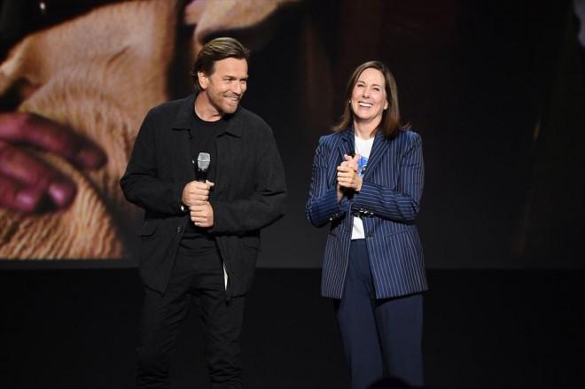 ユアン・マクレガー主演、オビ=ワン・ケノービが主役の新シリーズ製作へ(C)2019 Getty Images