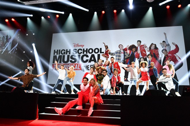 『High School Musical: The Musical: The Series』(11月12日配信予定)(C)2019 Getty Images