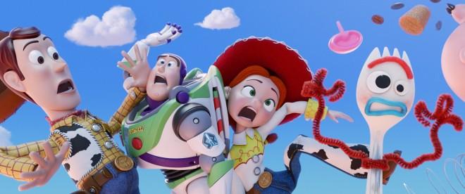 100億円超えが見込める『トイ・ストーリー4』(C)2019 Disney/Pixar. All Rights Reserved.