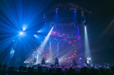 17年に開催された『SUPER SOUND THEATRE VINLAND SAGA 〜英雄復活の章〜』のワンシーン(C)SOUND THEATRE