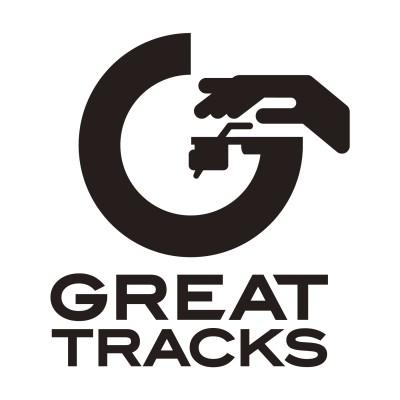 『GREAT TRACKS』ロゴ