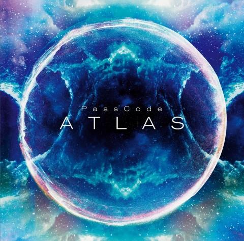 5thシングル「ATLAS」(通常盤)