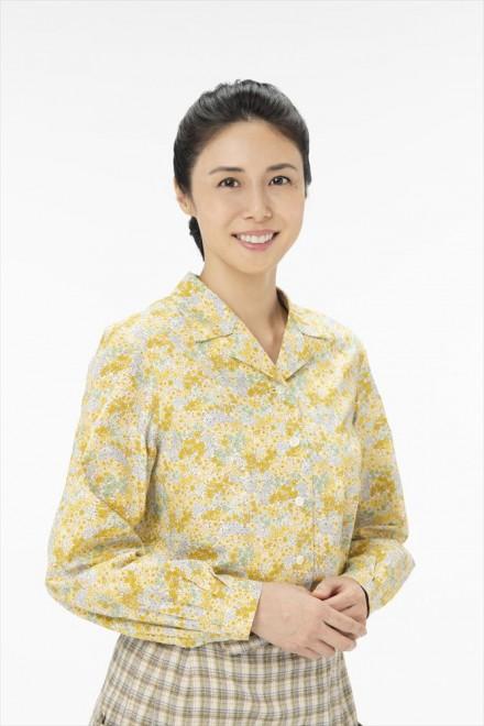 松嶋菜々子(C)NHK
