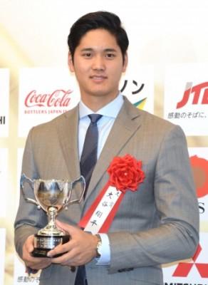 実績を称える声が多く集まった大谷翔平選手