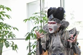 デーモン閣下が劇団☆新感線とコラボ「素顔が生かせる役があれば出たい」